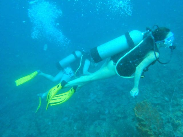 Mar do caribe...
