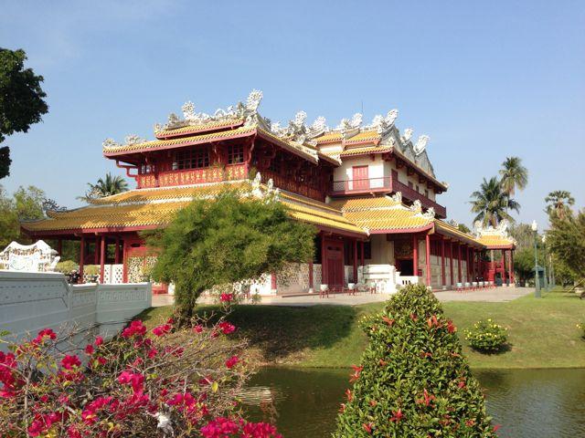 Ayutthaya-China-Real-Palace