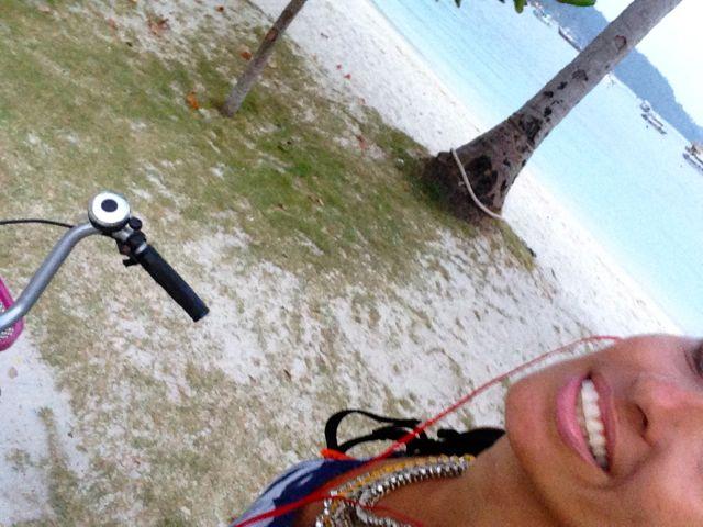 Bike-Koh-Phiphi-Island