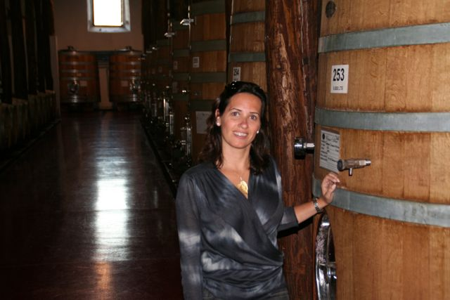 O barril de carvalho francês é reconhecido por dar ao vinho complexidade e sofisticação.