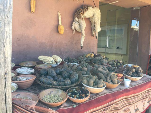 Peru-Batatas