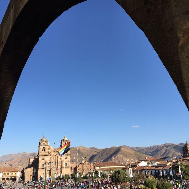 Peru-Plaza-Armas-Cusco