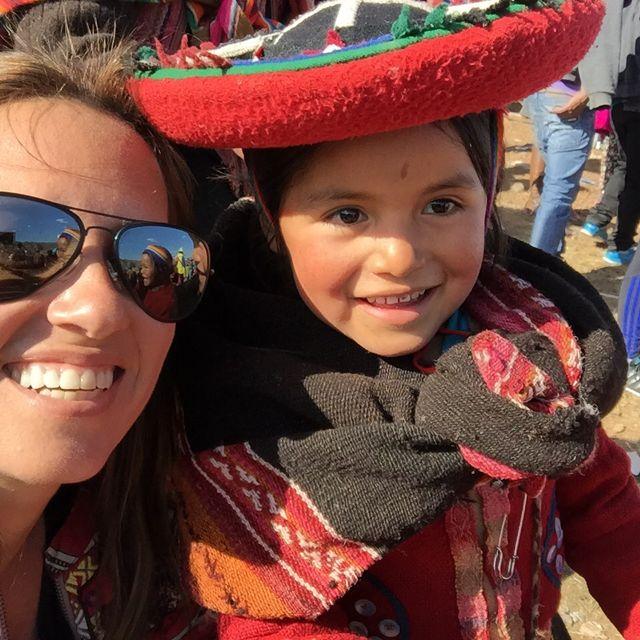 Peru-Selfie-Criança-peruana