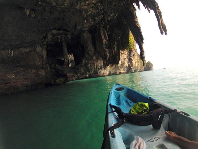 Railay-Kayak-cliffs