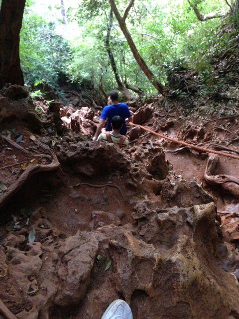 Railay-View-point-climb