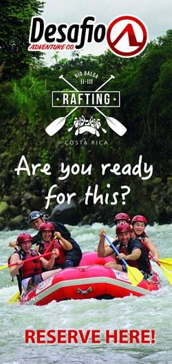 Desafio Costa Rica Rafting