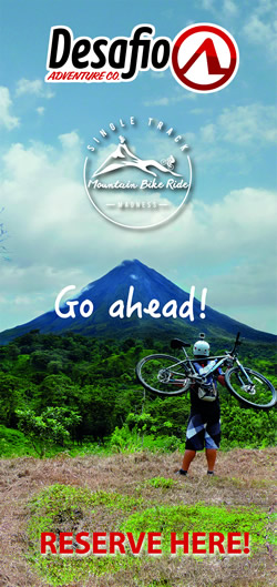 Desafio Costa Rica Mountain Bike Ride