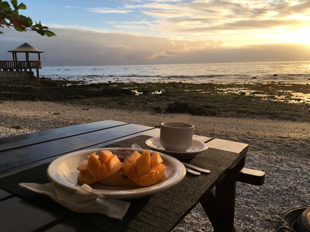 Café da manhã filipino