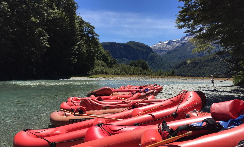 Kayak Dart River