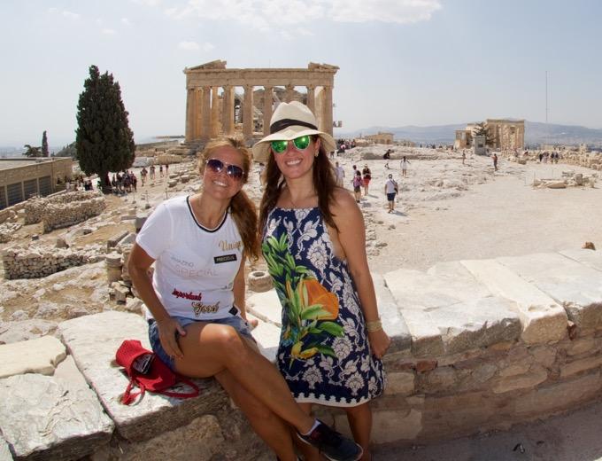Atenas Grecia Acrópole
