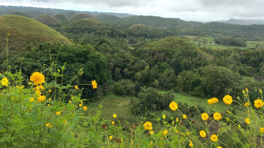 Bohol | Rumo ao interior das Filipinas