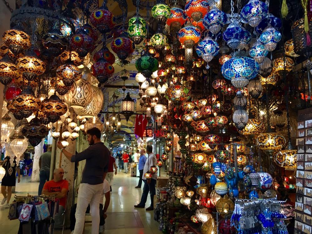 Grande Bazar | Pura tradição