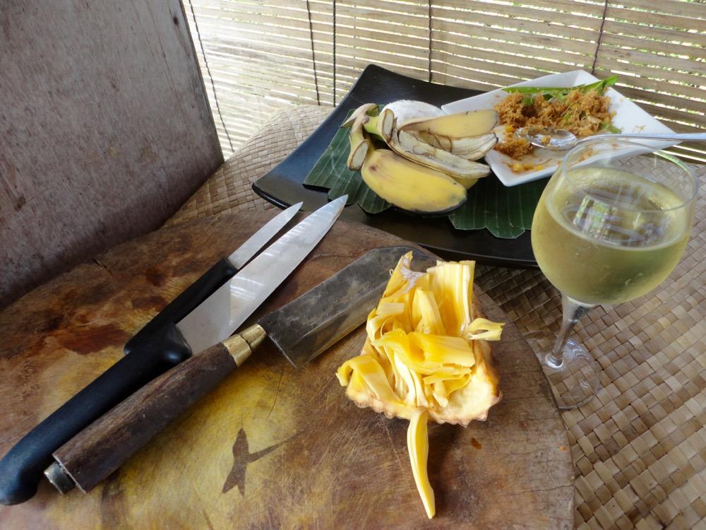aula de culinaria ubud