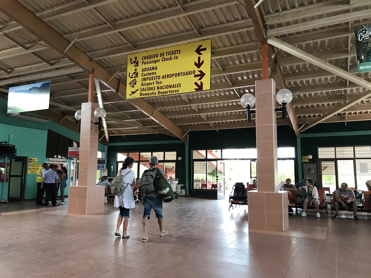Cayo Largo aeroporto