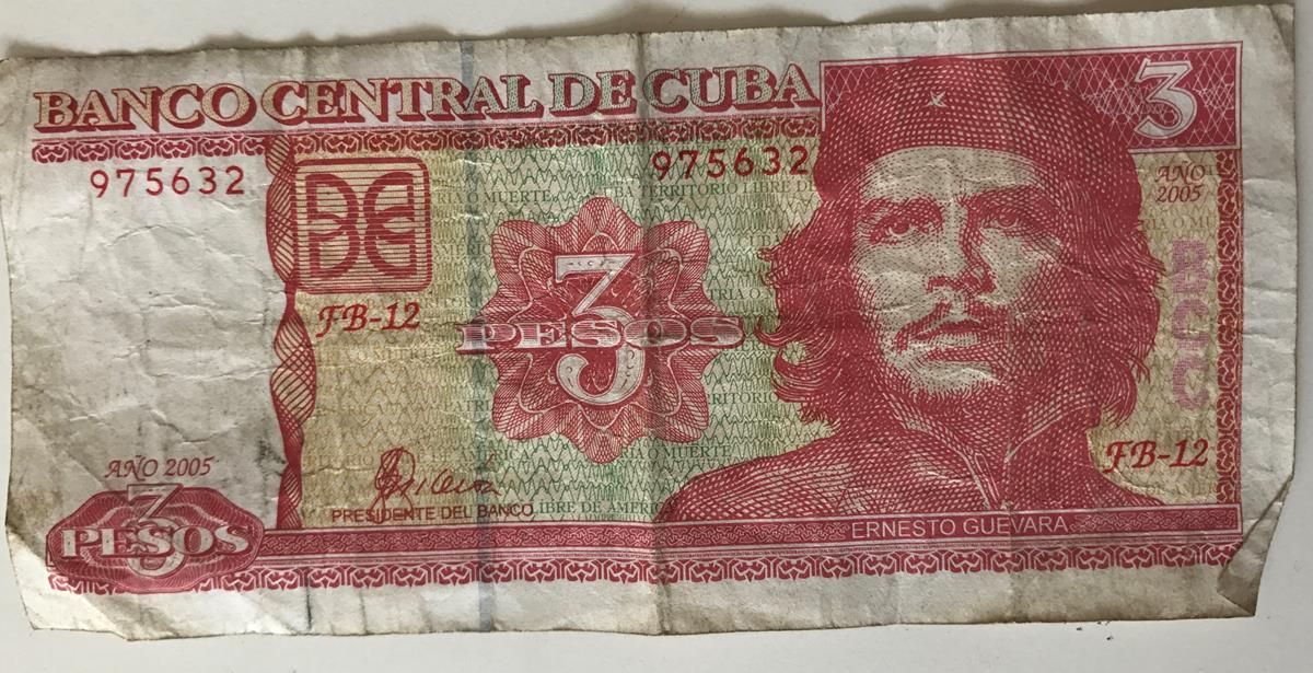 Havana Moeda CUC CUP