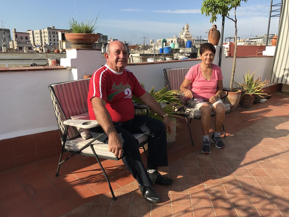 Casas particulares em Havana