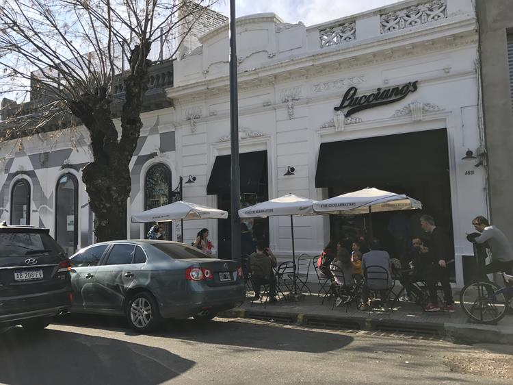 Palermo Buenos Aires Lojas