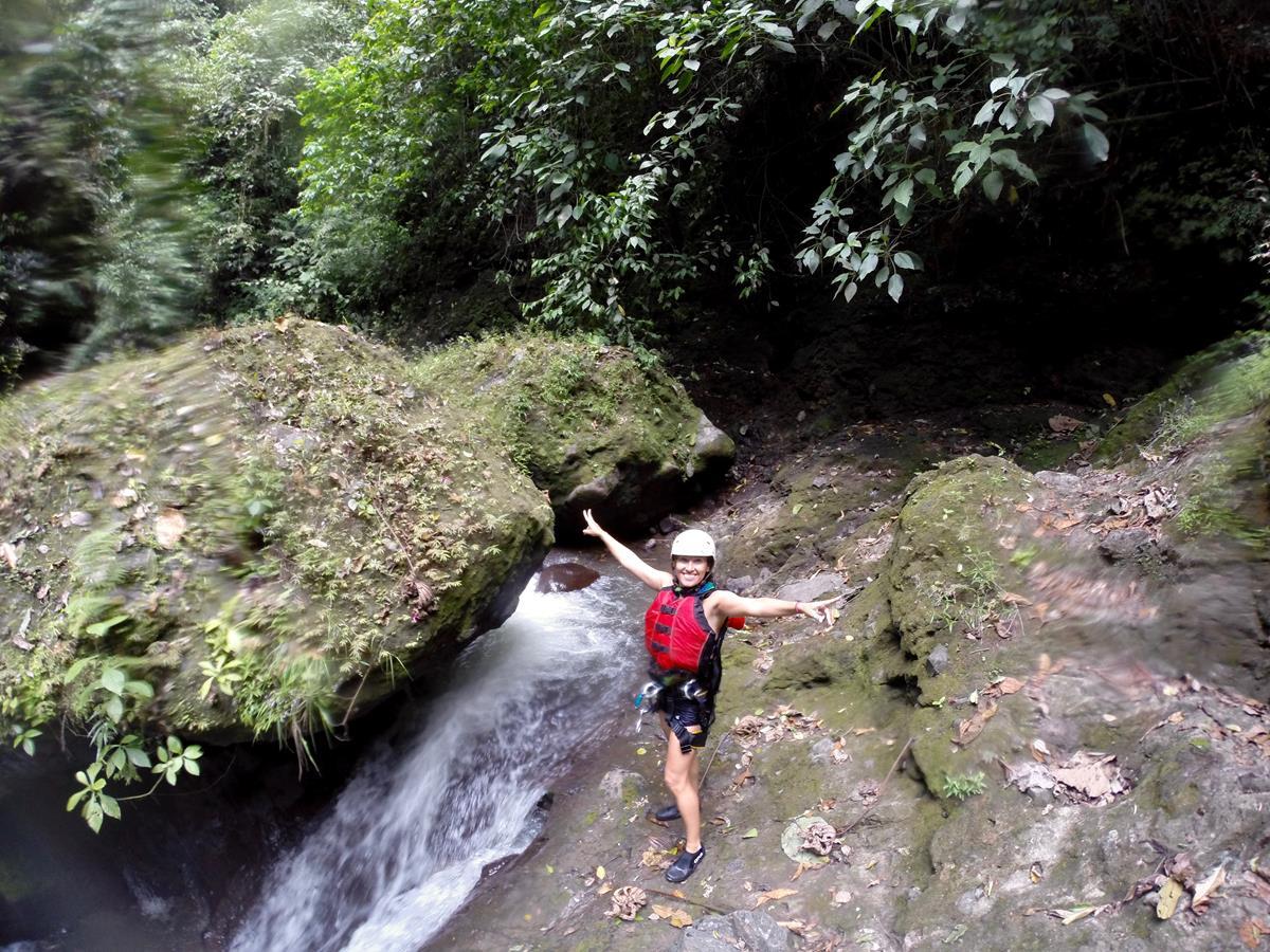 Canyoning na Costa Rica