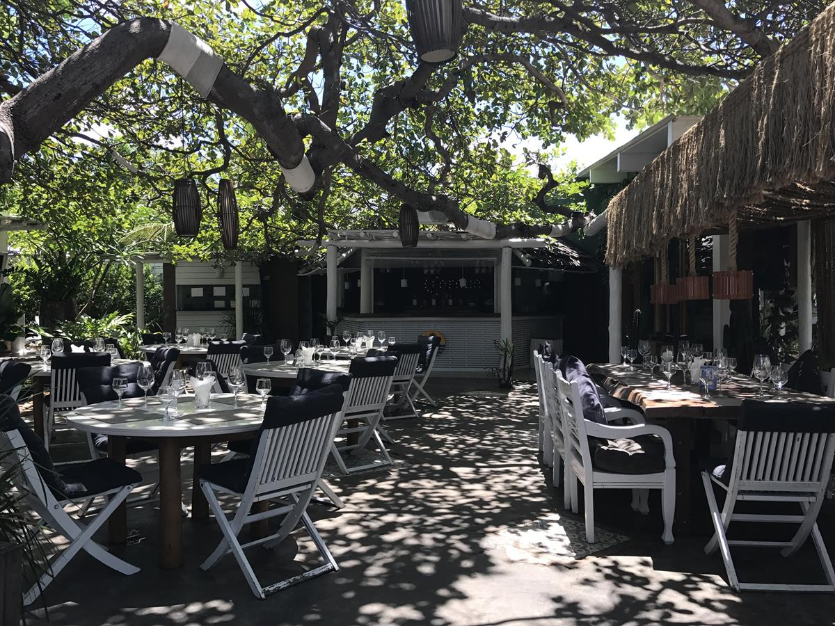 Onde ir em Fortaleza Colosso Lake lounge
