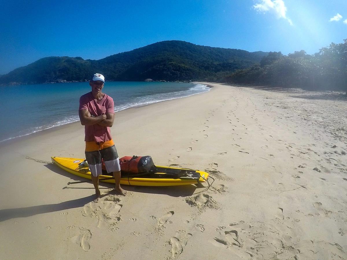 Praia da Parnaioca Ilha Grabde