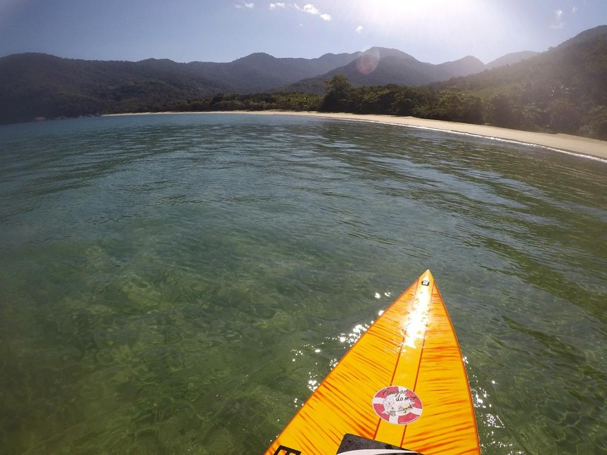 Praia da Parnaioca Ilha Grande