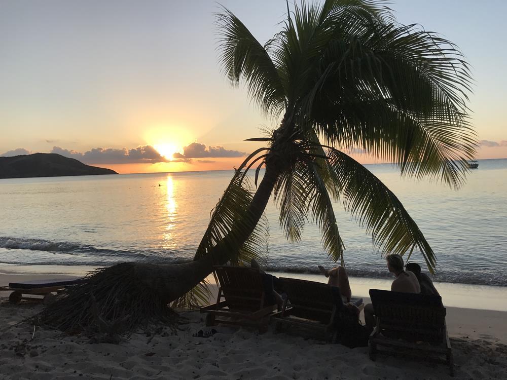Ilhas no Pacífico Sul Fiji Samoa Tonga