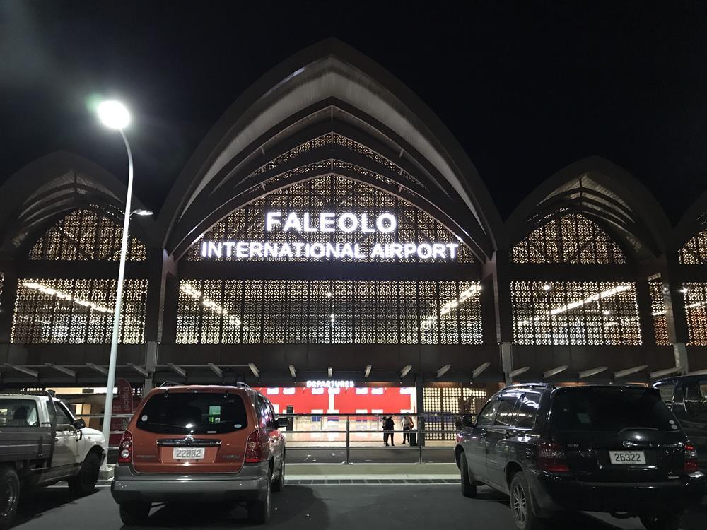 Aeroporto Faleolo Samoa