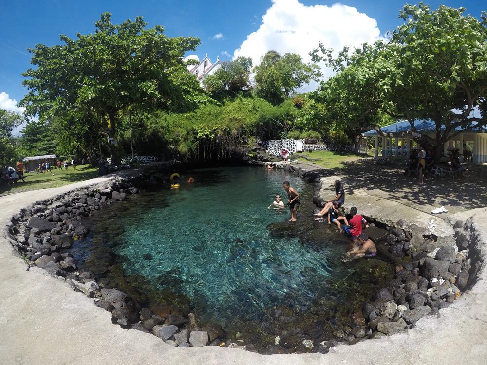 Piula cave Samoa Upolu