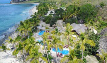 Resorts em Fiji Barefoot Kuata Isaland