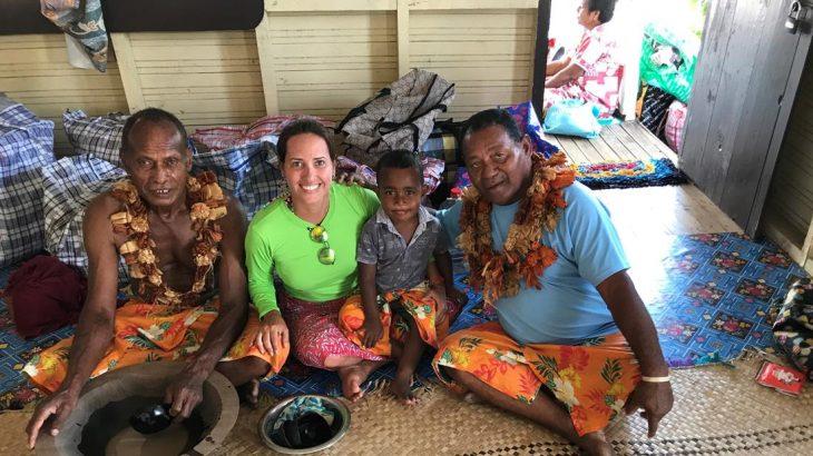 Cerimonia do Kava em Fiji