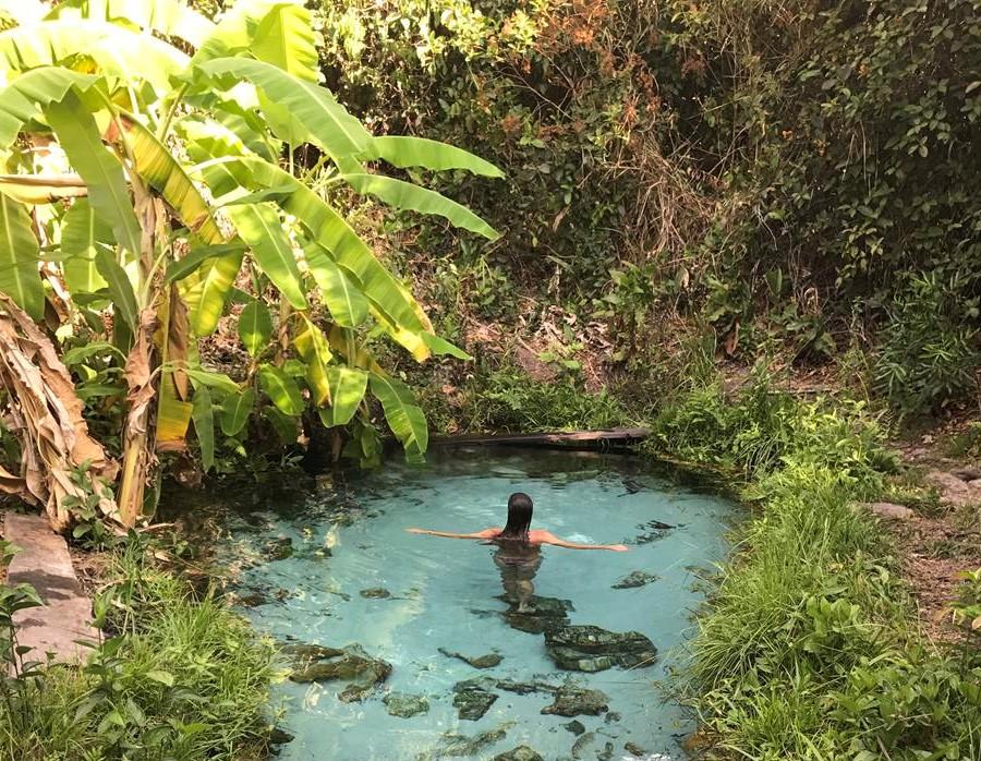 Fervedouros no Jalapâo