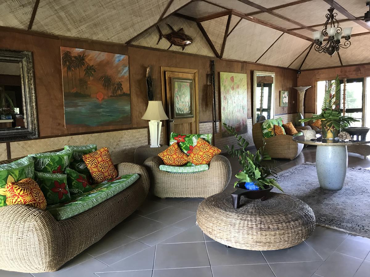 Onde ficar em Samoa Upolu