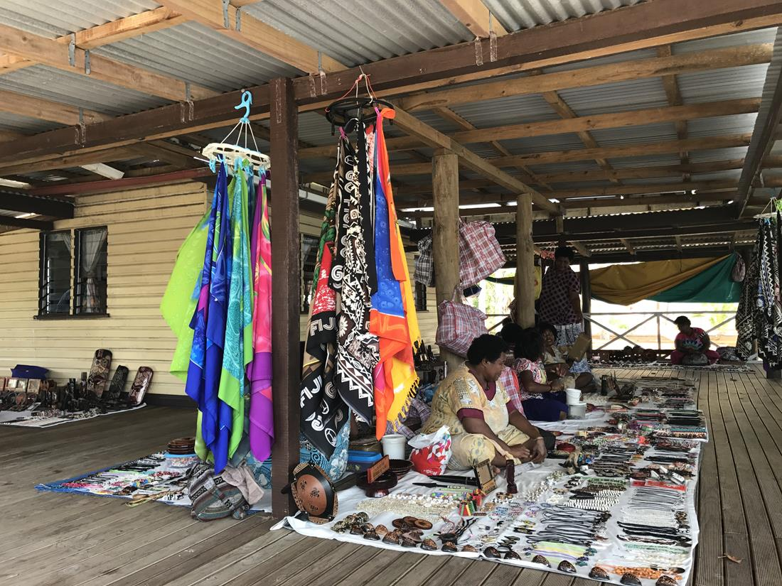 artesanato Fiji