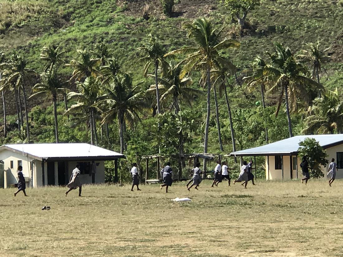 vilarejo Fiji