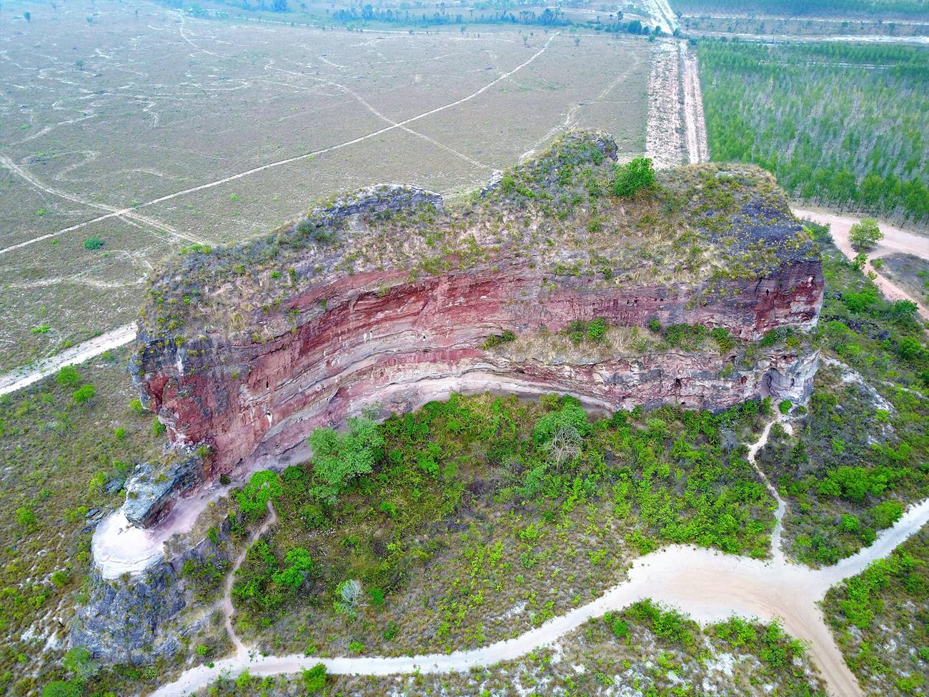 Pedra Furada no Jalapão