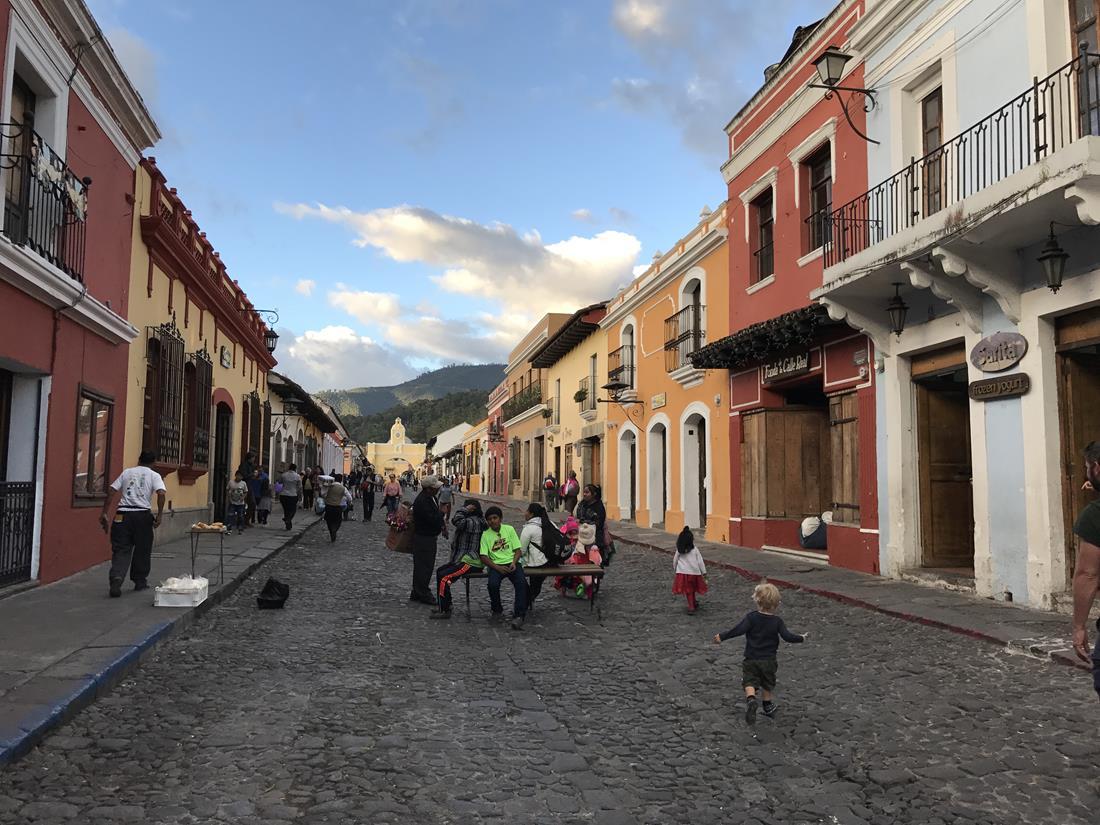 Antígua Guatemala