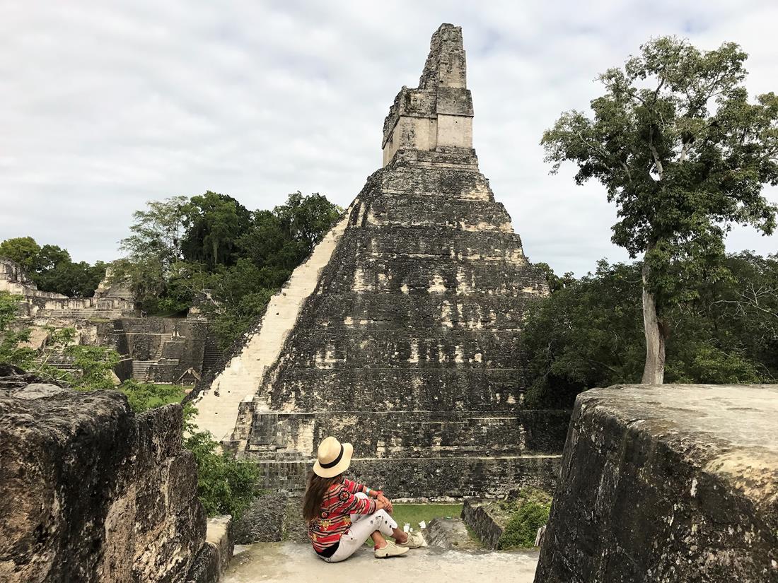 Roteiro pela Guatemala e Belize