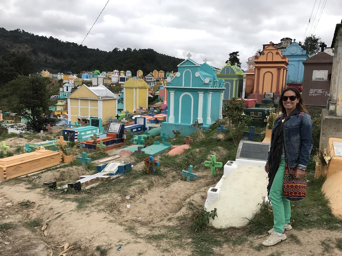 Feira de Chichicastenango Guatemala