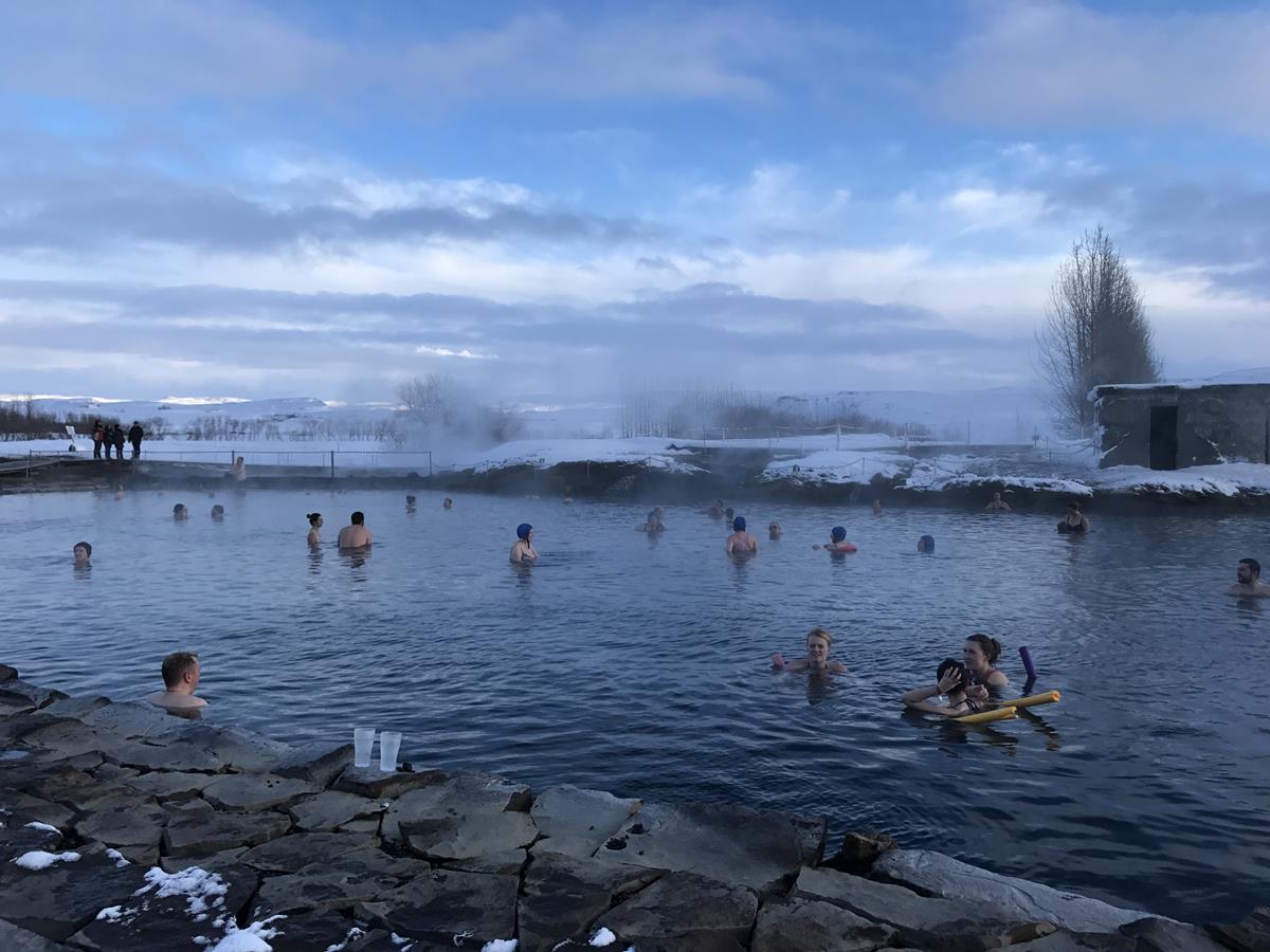 Golden Circle na Islândia