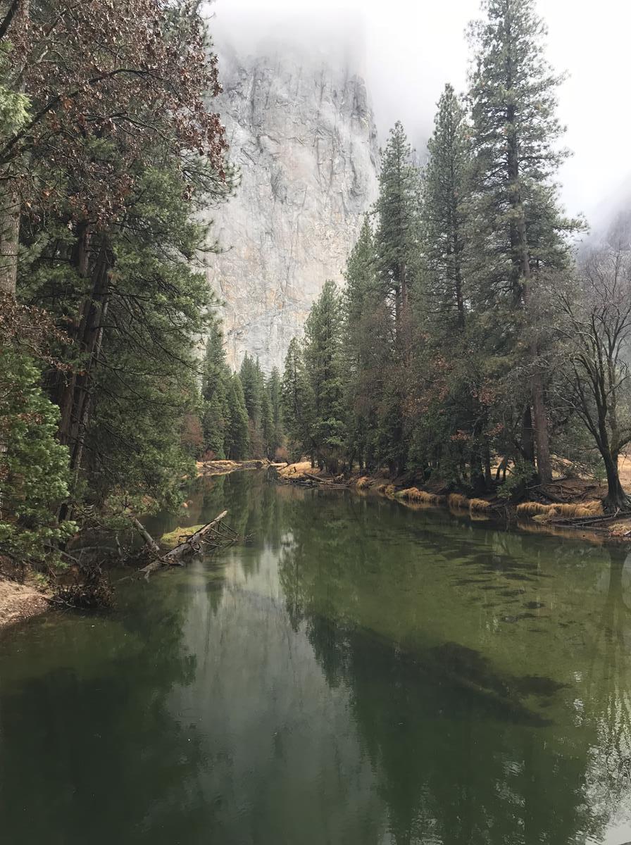 O que fazer no Yosemite