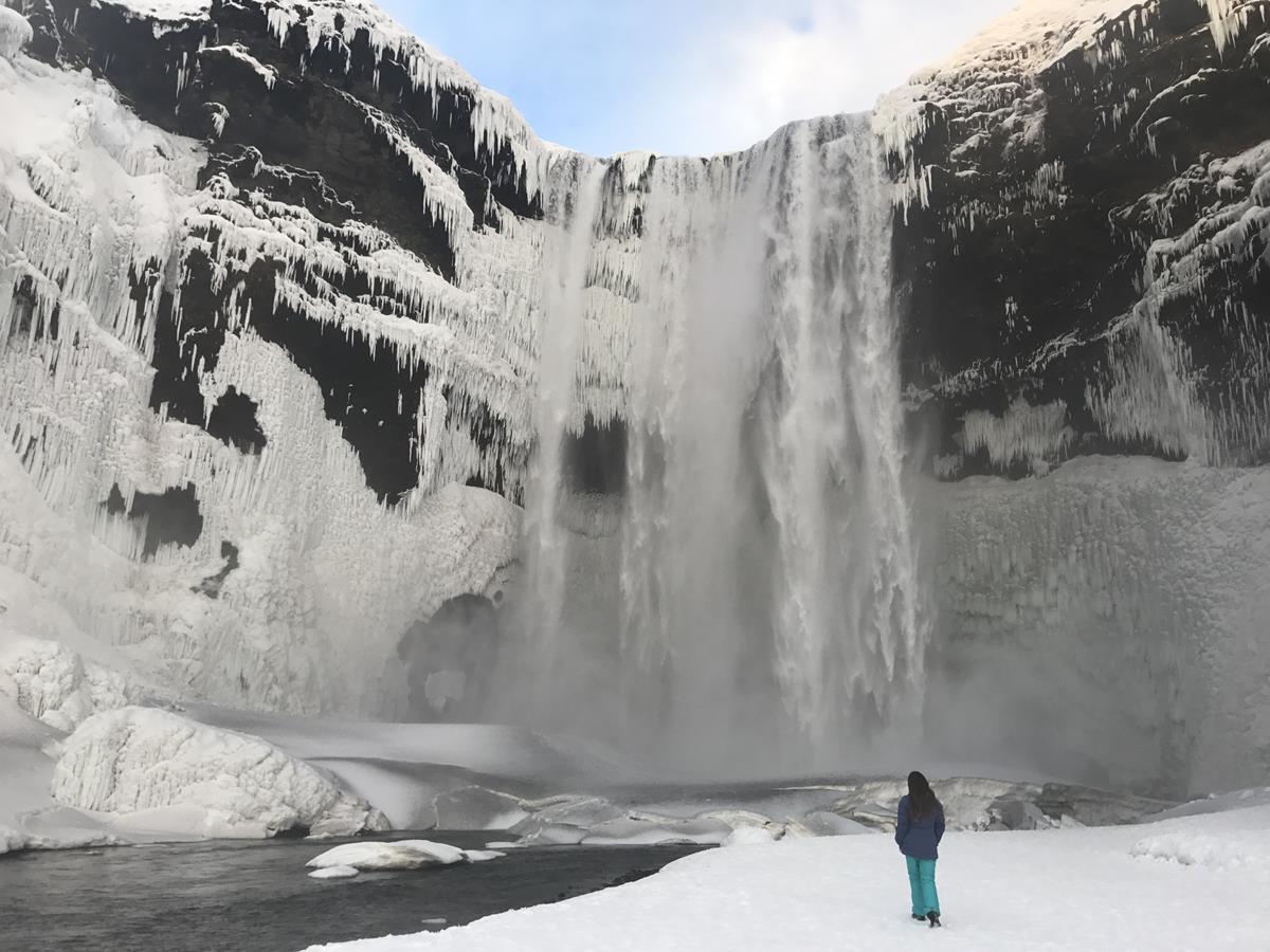 Roteiro na Islândia