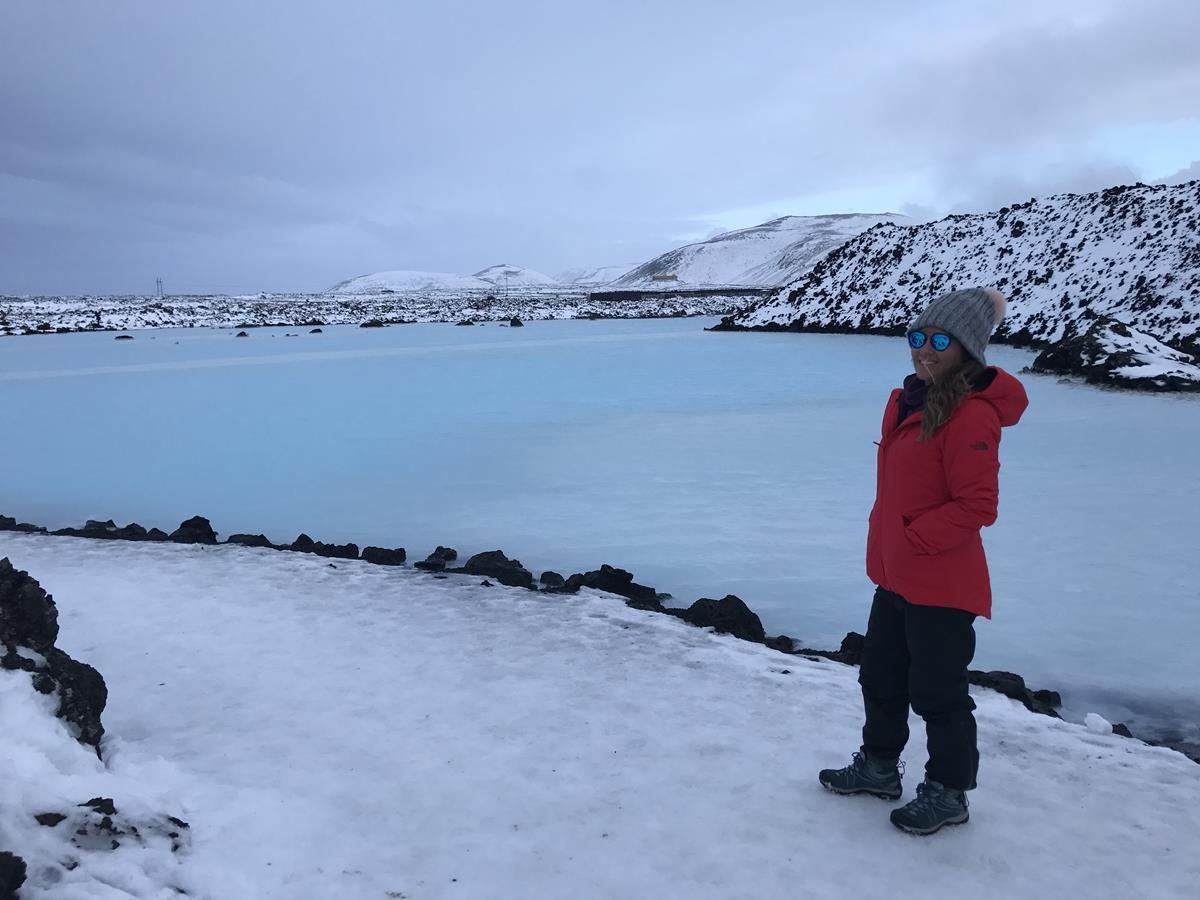 Blue Lagoon da Islândia
