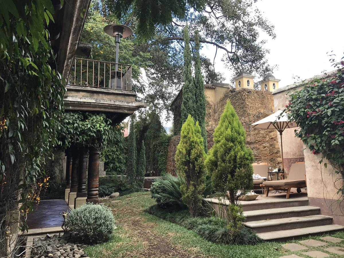 Onde ficar em Antígua Guatemala