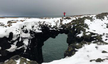 Península de Snaefellsnes na Islândia