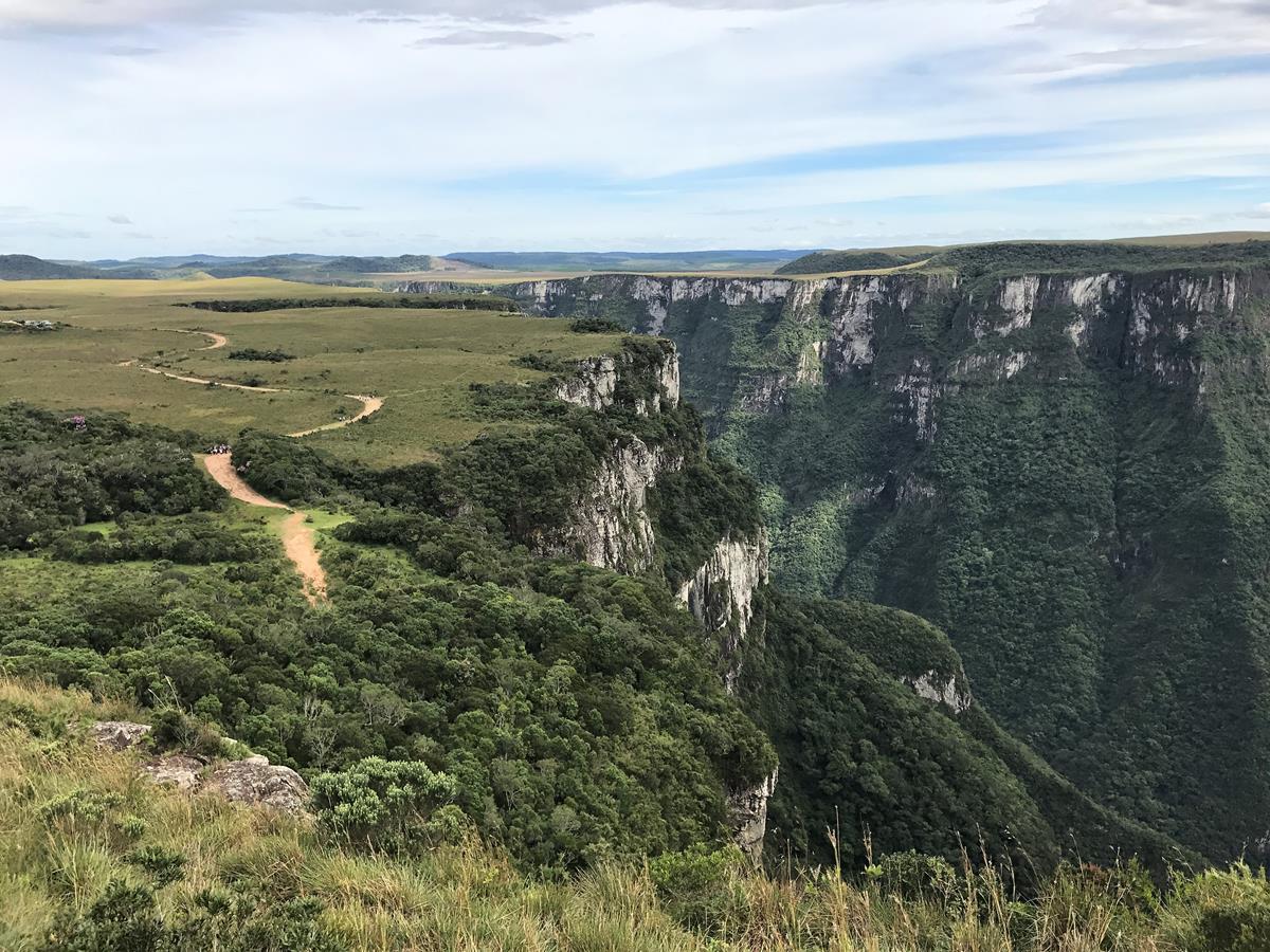 Canions de Cambará do Sul