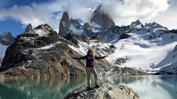 Trekking Laguna de Los Tres Patagonia Argentina El Chaltén