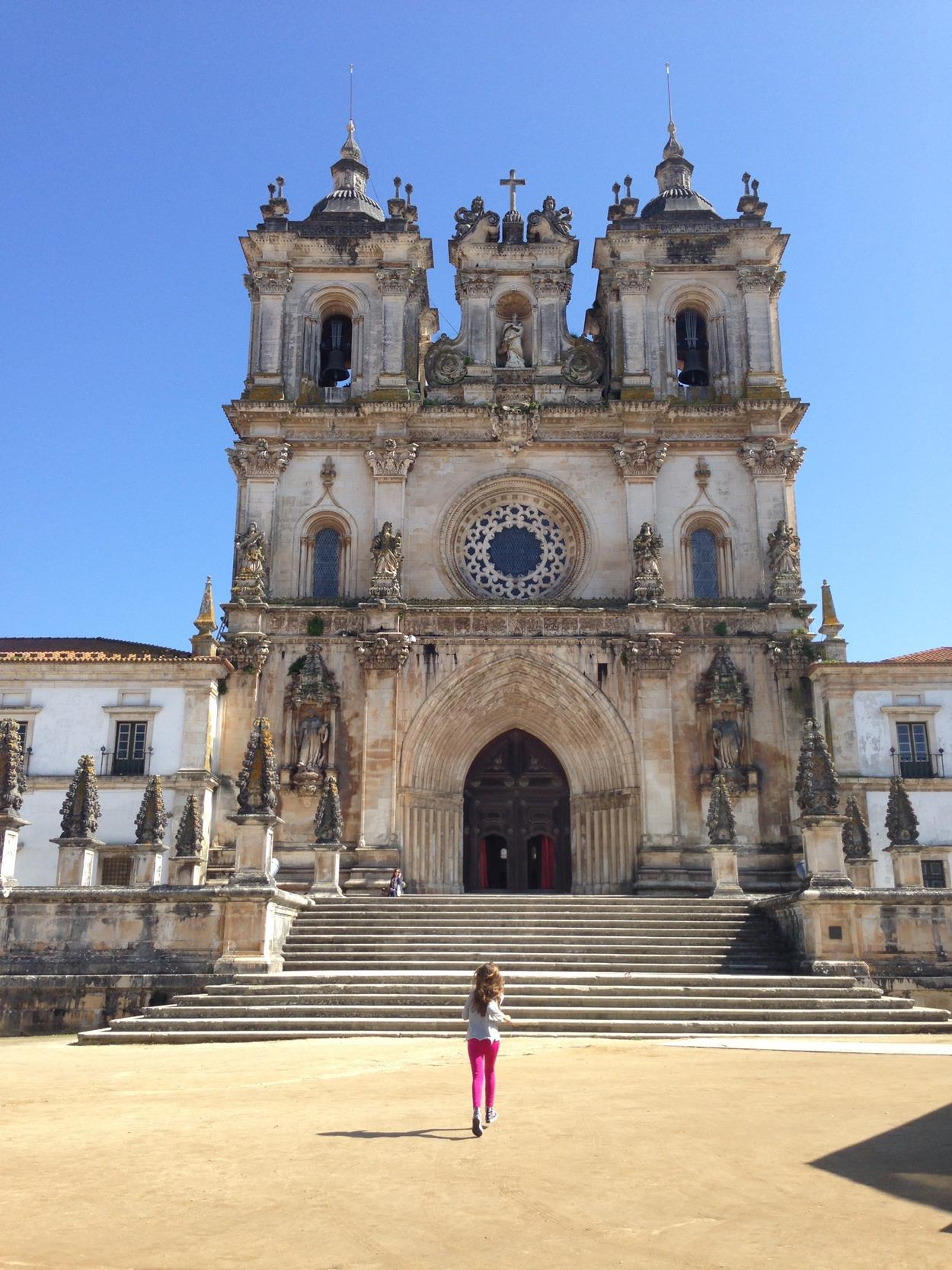 Mosteiro Alcobaça Portugal