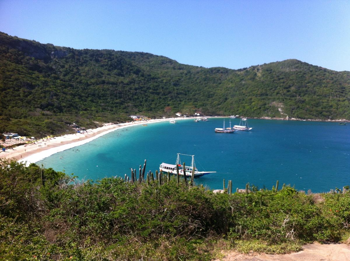 Praia do Forno Arraial