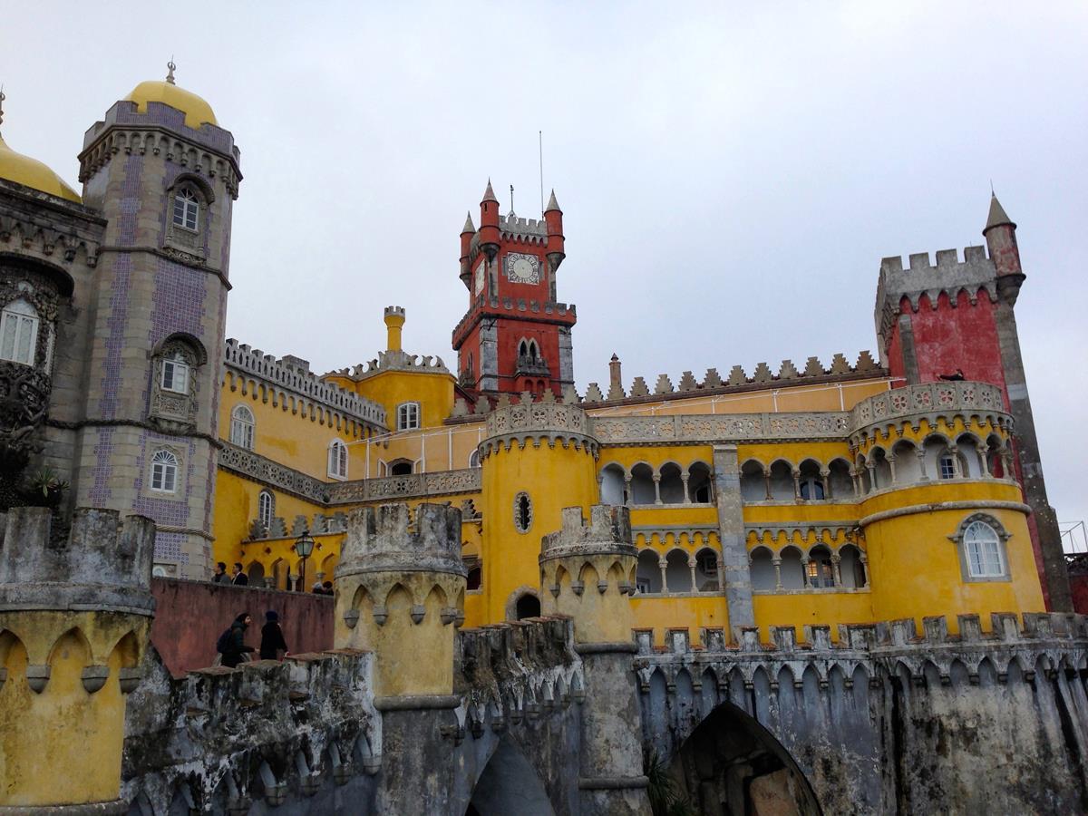 Roteiro de Lisboa ao Porto em 7 dias