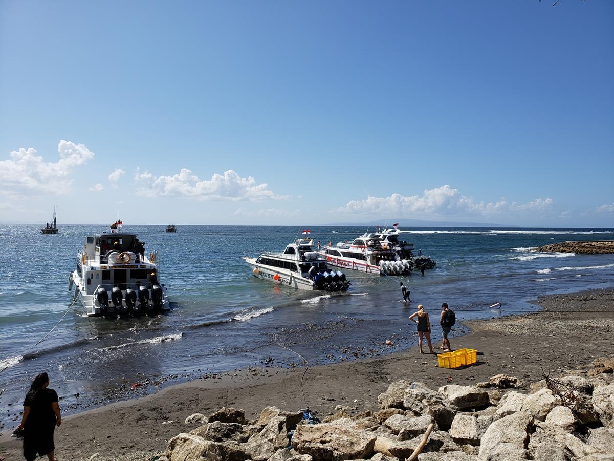 Como chegar em Nusa Penida